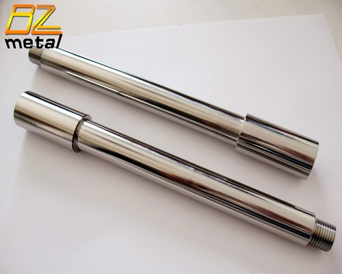 Deep Hole Drill Titanium Gr5 Axle Machined Surface and Hot Sell