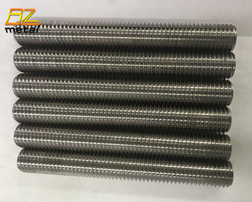 Titanium Threaded Rod