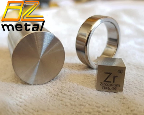 High Quality Zirconium 702  Round Bar with Polished Surface