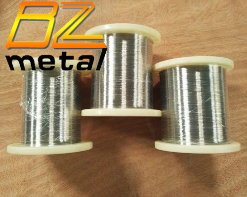 High Quality Superconducting 99.95% Nb1 Pure Niobium Wire For Electronics Industry