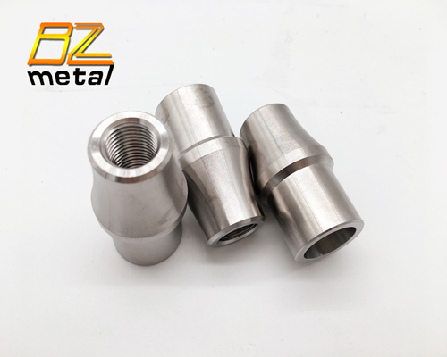 Customized Titanium Motorcycle Parts
