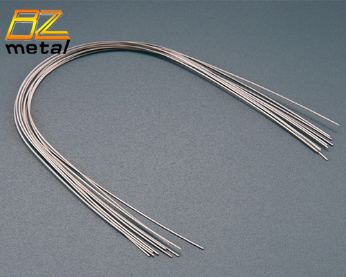 Gr1 Gr2 titanium wire for jewelry